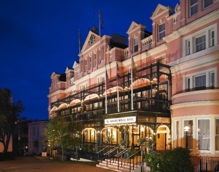 Recruitment Open Days at The Norfolk Hotel
