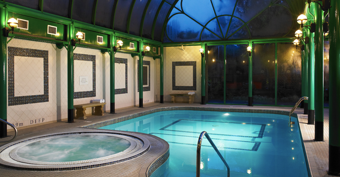 Accommodation in bournemouth the norfolk hotel bournemouth - Hotels with swimming pools in norfolk ...